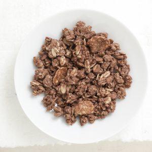 Muesli CHoco Crunchy Jamets Petit Déjeuner Hôtel