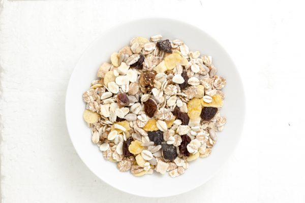 Muesli Céréales Bio aux Fruits Jamets Gourmands