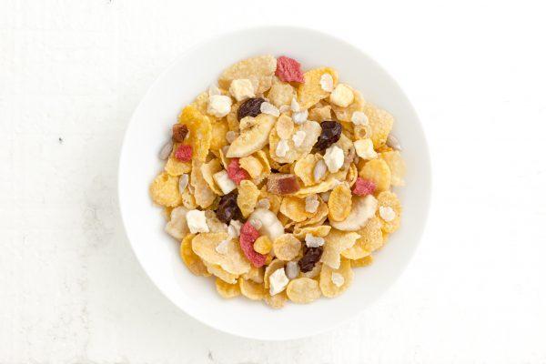 Muesli Frutis Sans Gluten Céréales Petit Déjeuner Jamets