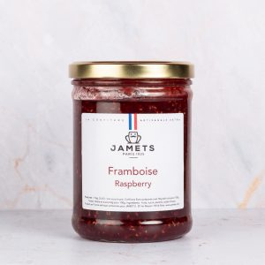 Confiture Extra Artisanale Jamets Framboise