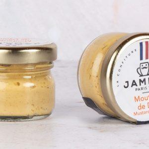 Moutarde Jamets Condiment Sain et Gourmand