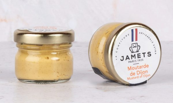Moutarde Jamets Condiment Sain et Gourmand