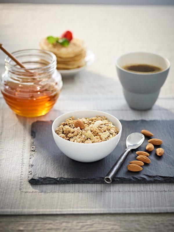 Muesli Coco Croustillante Céréales Jamets Petit Déjeuner