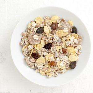 Muesli Fruits Céréales Sans Lactose Jamets Petit Déjeuner