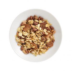 Muesli Choco peu sucré Jamets diététique bien être petit déjeuner