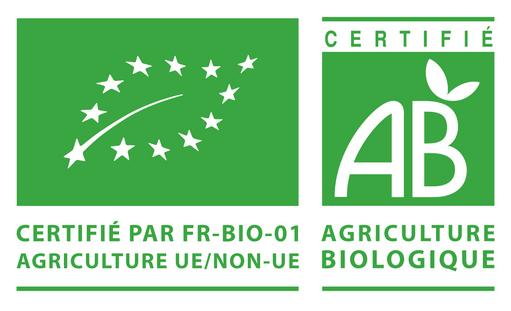 Logo Agriculture Bio Certifiée Jamets