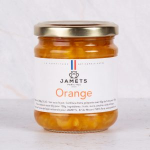 Confiture Marmelade Orange Jamets