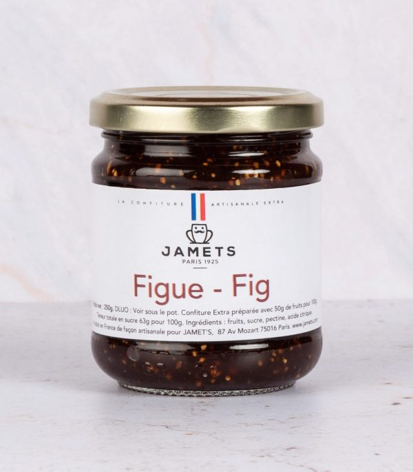 Confiture Figues Jamets